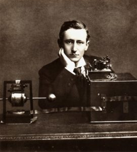 Scientific Identity, Portrait of Guglielmo Marconi