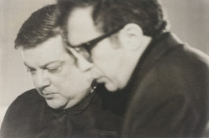 Berio with Maderna in 1967