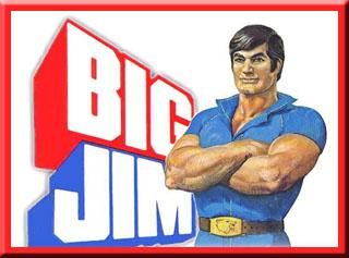Big Jim - Mattel