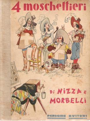 I 4 moschettieri di Nizza e Morbelli