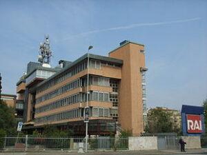 La sede Bellariva di Radio Rai Firenze
