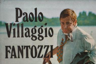 Fantozzi Paolo Villaggio