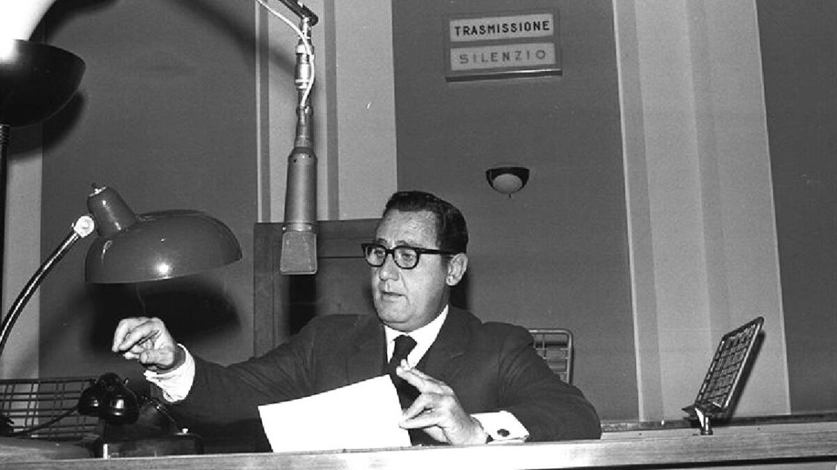 Alberto Sordi in radio