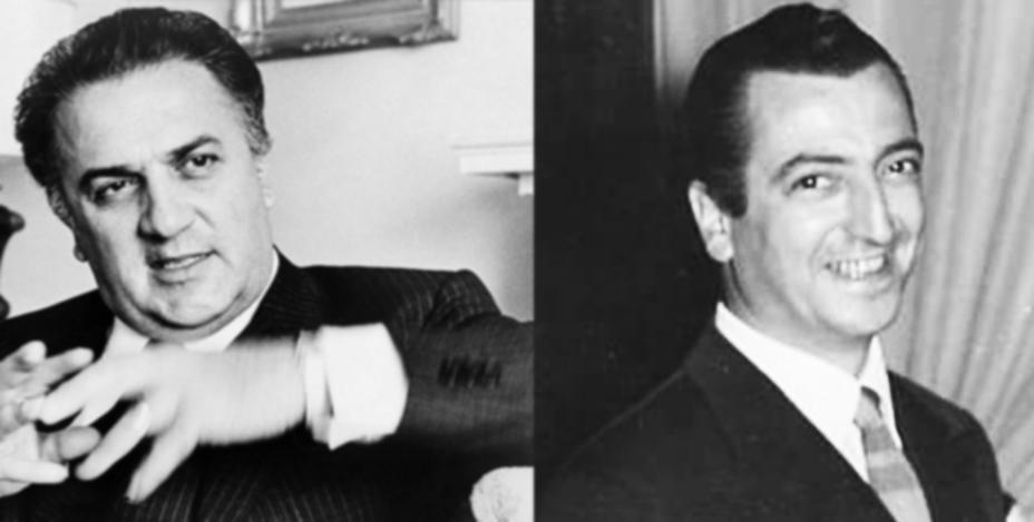 Fellini e Maccari