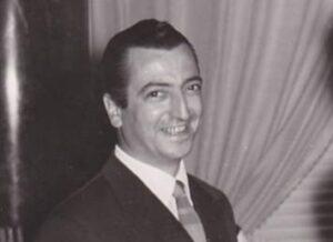 Ruggero Maccari (matrimonio Ettore Scola) per cortesia dalla figlia Barbara Maccari